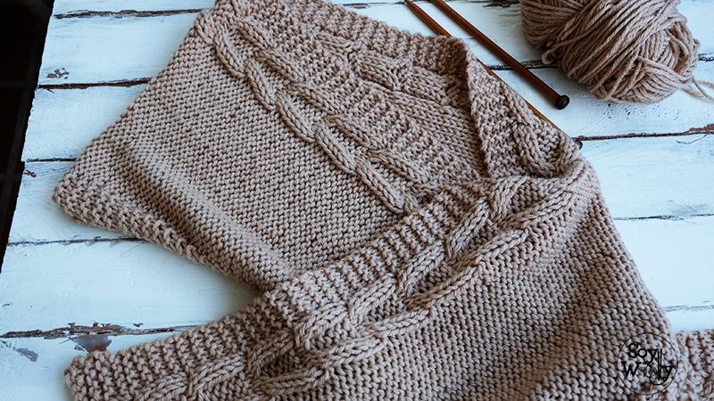Patrones de bufandas con capucha - Imagui
