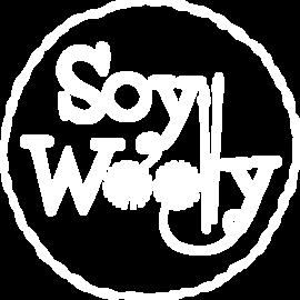 Mitones muy fáciles tejidos en dos agujas o palillos | Soy Woolly