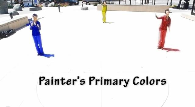 La rueda del color-Soy Woolly