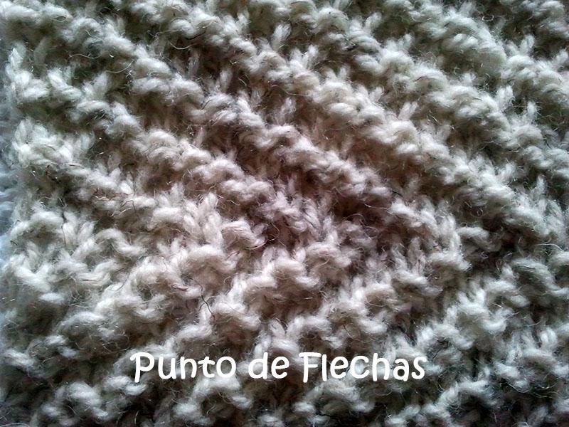 Punto de Flechas-Soy Woolly
