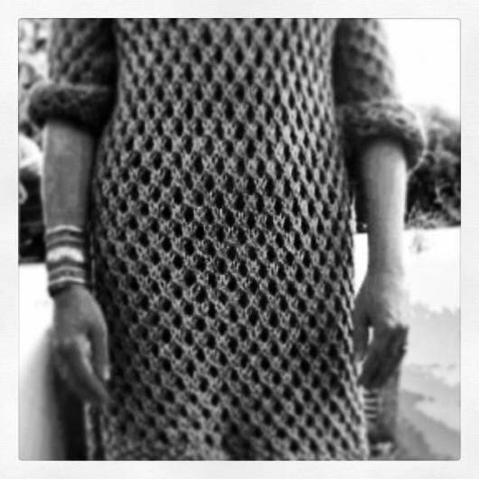 El vestido de Soy Woolly