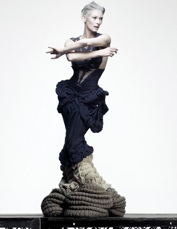 Unravel, la exposición de punto de moda