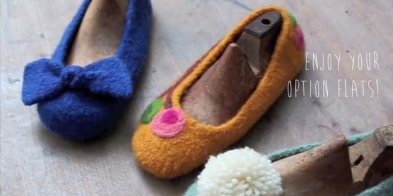 Como hacer el fieltrado de tus tejidos a mano -Soy Woolly
