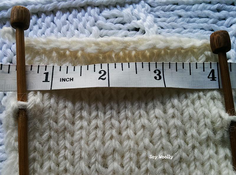 Adaptar patrones tejidos-Soy Woolly