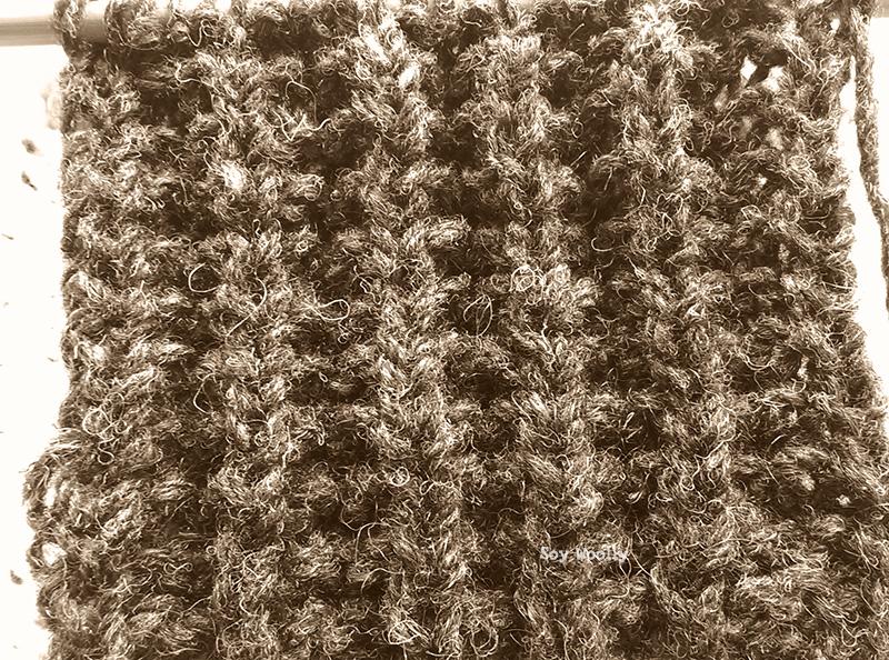 Puños y bajos estilo vintage-Soy Woolly