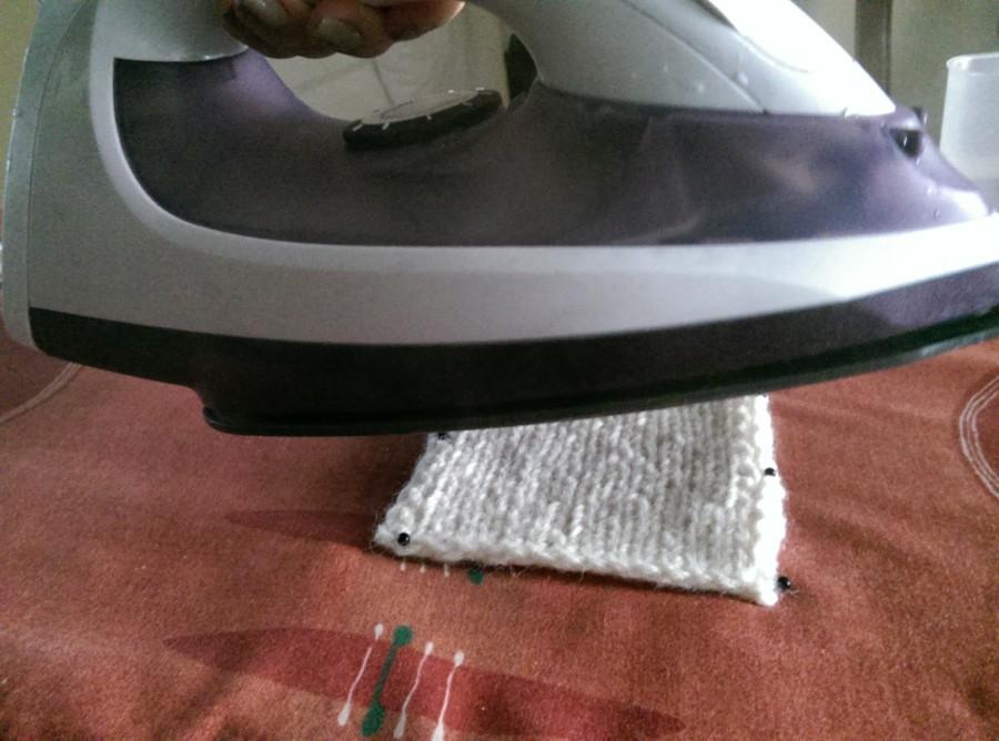 Bloquear el tejido-Soy Woolly