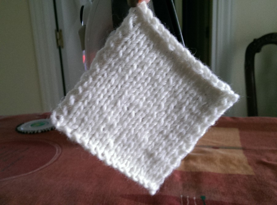 Evitar tejido doble enrolle-Soy Woolly