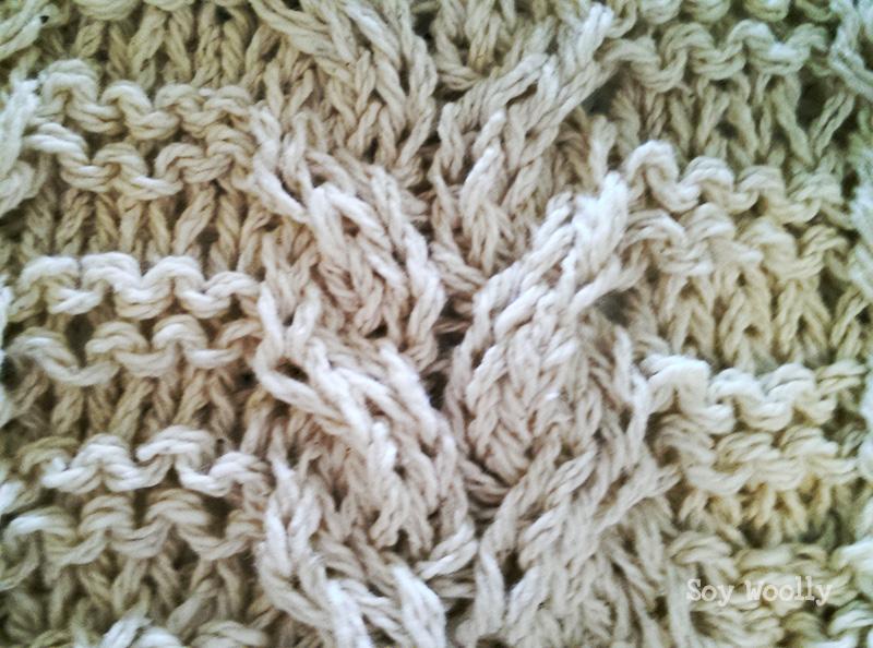 Punto de Cuerdas de Marinero-Soy Woolly