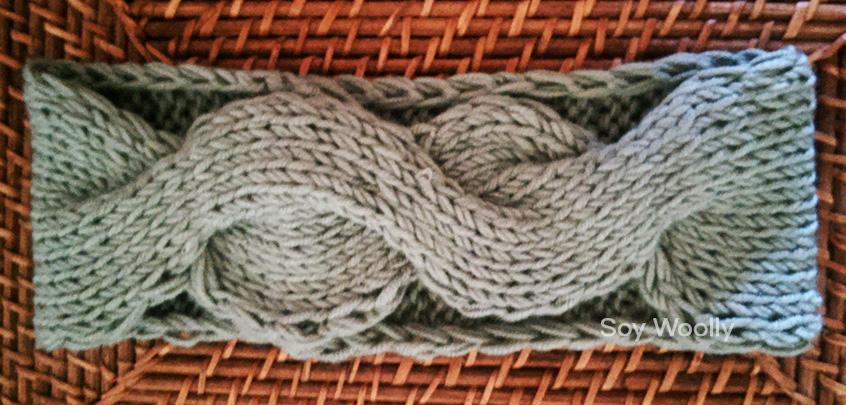 Como tejer un turbante diadema-cinta-dos-agujas-o-palillos-Soy Woolly