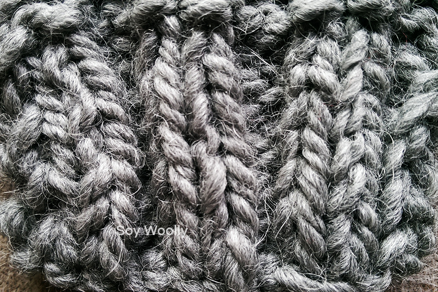 Curso Express tejer punto elastico-Soy Woolly