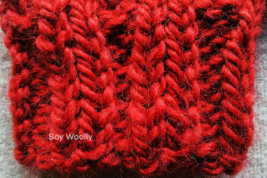 Punto Elastico paso a paso-Soy Woolly
