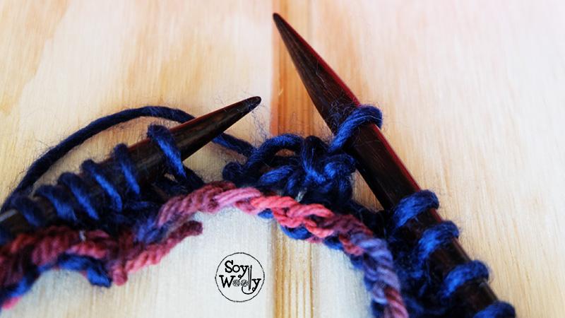 Cerrar los puntos flojos-Soy Woolly