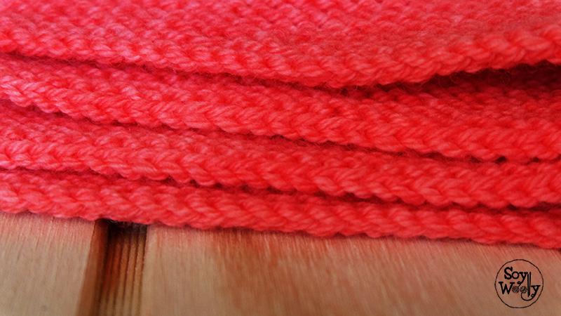 Formas de cerrar los puntos tricot-Soy Woolly