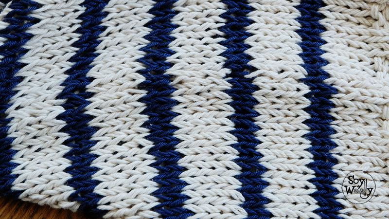 Como hacer costuras invisibles tejidos-Soy Woolly