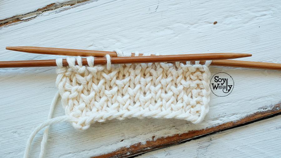 Puntos esponjosos-Soy Woolly