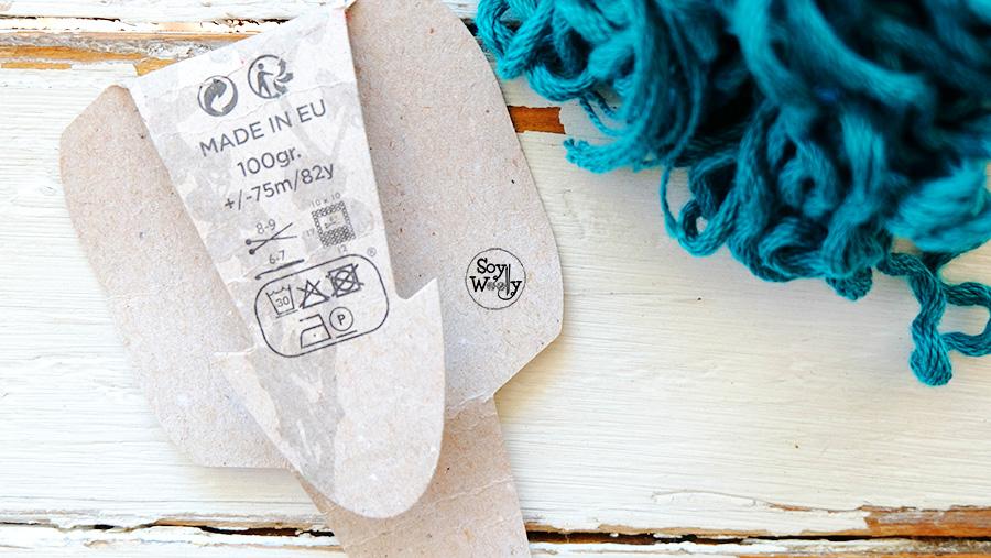 Calcular material necesario para tejer jersey dos agujas tricot