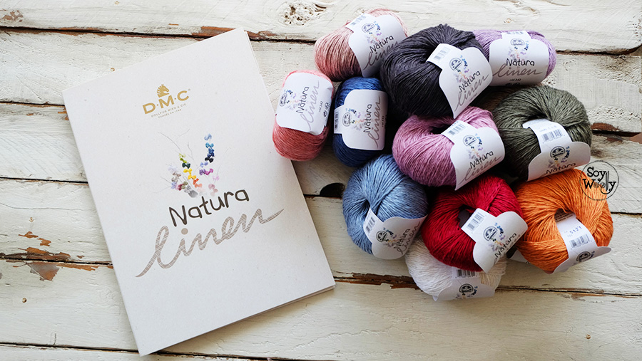 Natura Linen DMC review por Soy Woolly